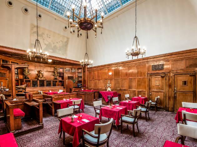 Silk Restaurants In Soho
