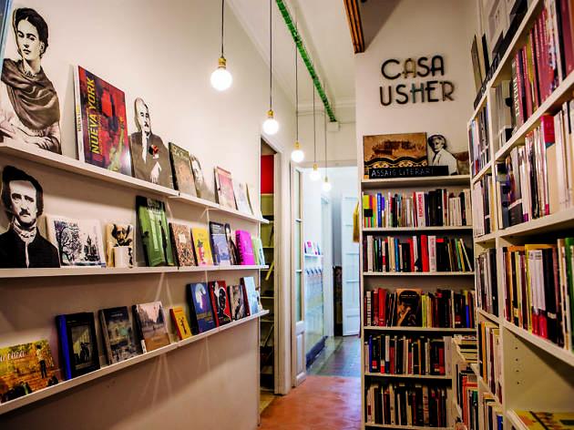 Llibreria Casa Usher
