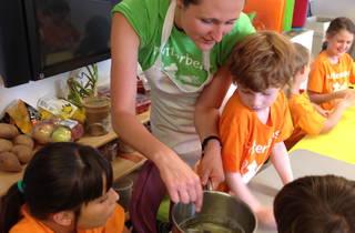 Butter Beans Cooking Class