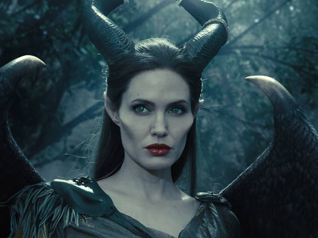 Maleficent (Angelina Jolie)