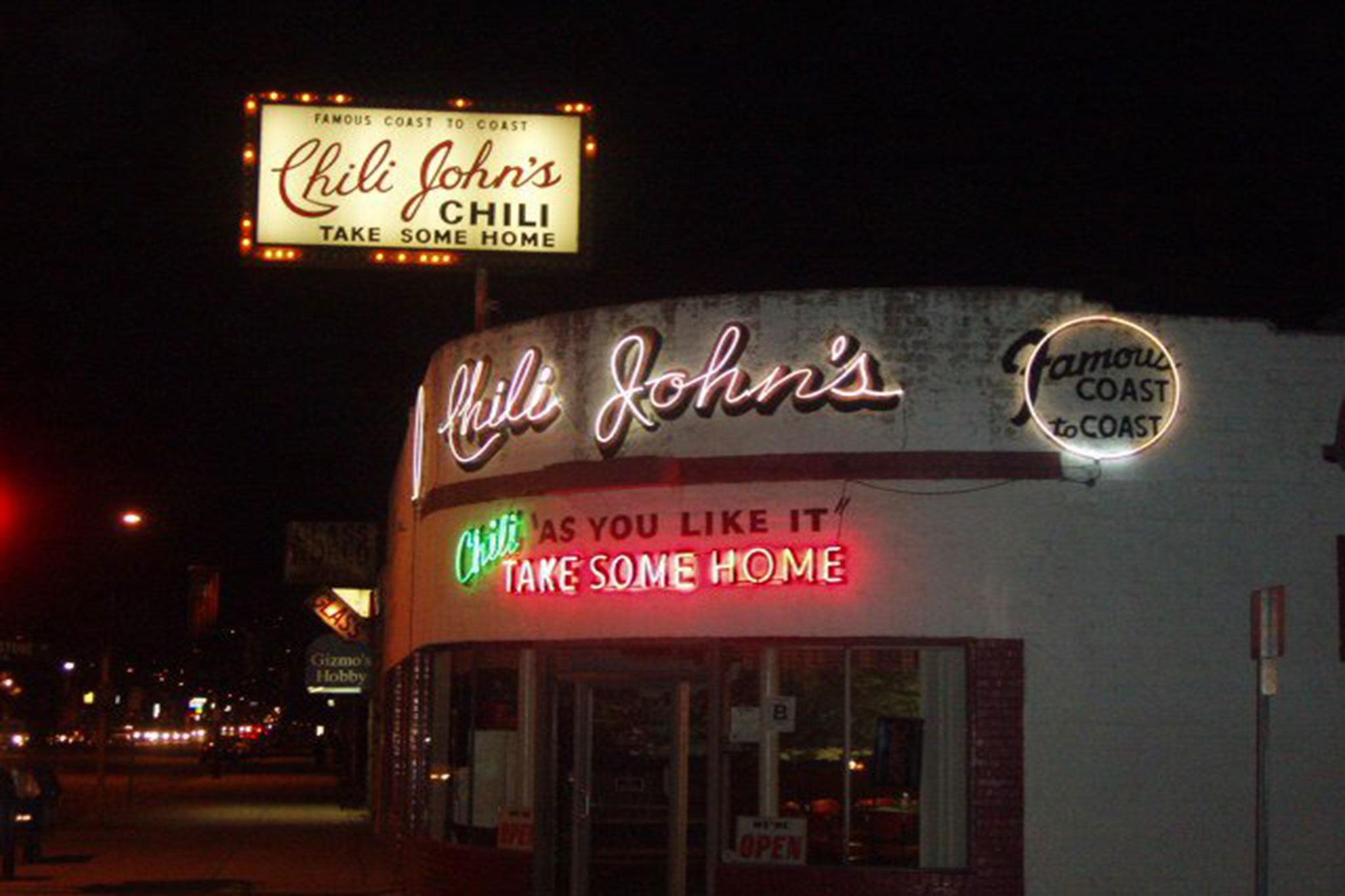 Chili John's