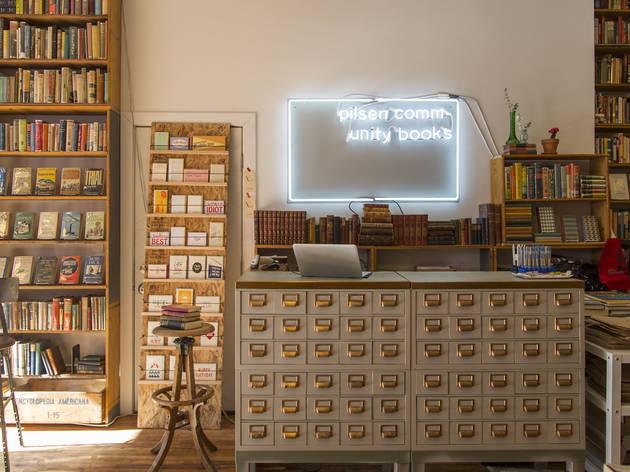 Pilsen Community Books | Shopping in Lower West Side, Chicago