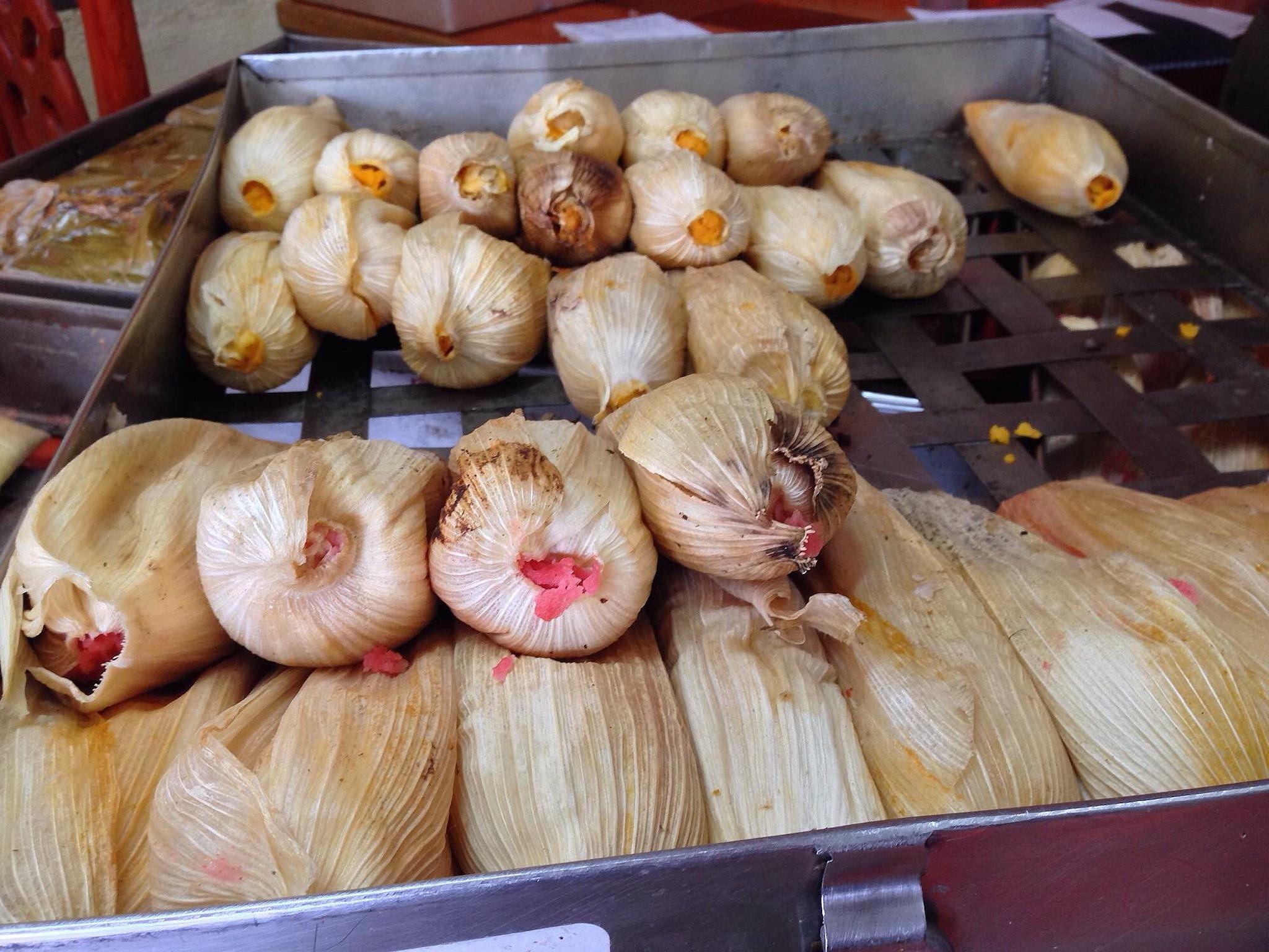 Tamales Cintli
