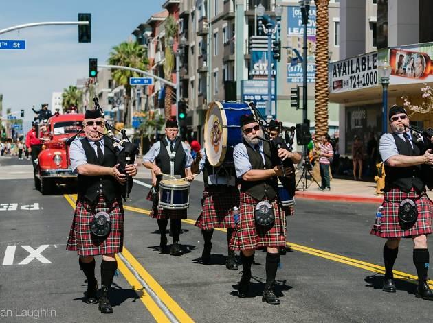 Long Beach Irish Heritage Parade and Festival