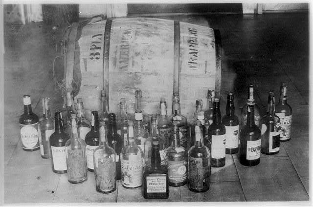 During Prohibition, bourbon was legally allowed if you had a doctor's note.