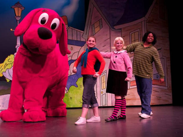 Clifford the Big Red Dog Live!