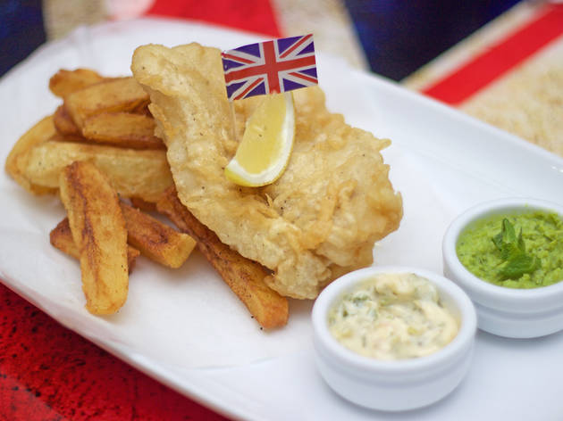 Cor Blimey British Fish and Chips | Restaurants in Subang, Selangor