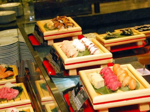 Zipangu Saturday sushi brunch buffet