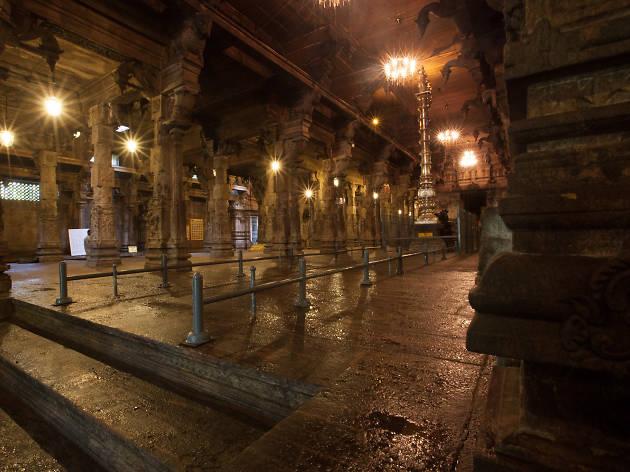 Sri Ponnambala vaneswarar temple