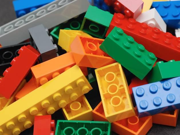 Generic lego blocks