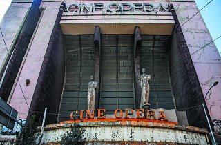 Cine Ópera en la San Rafael