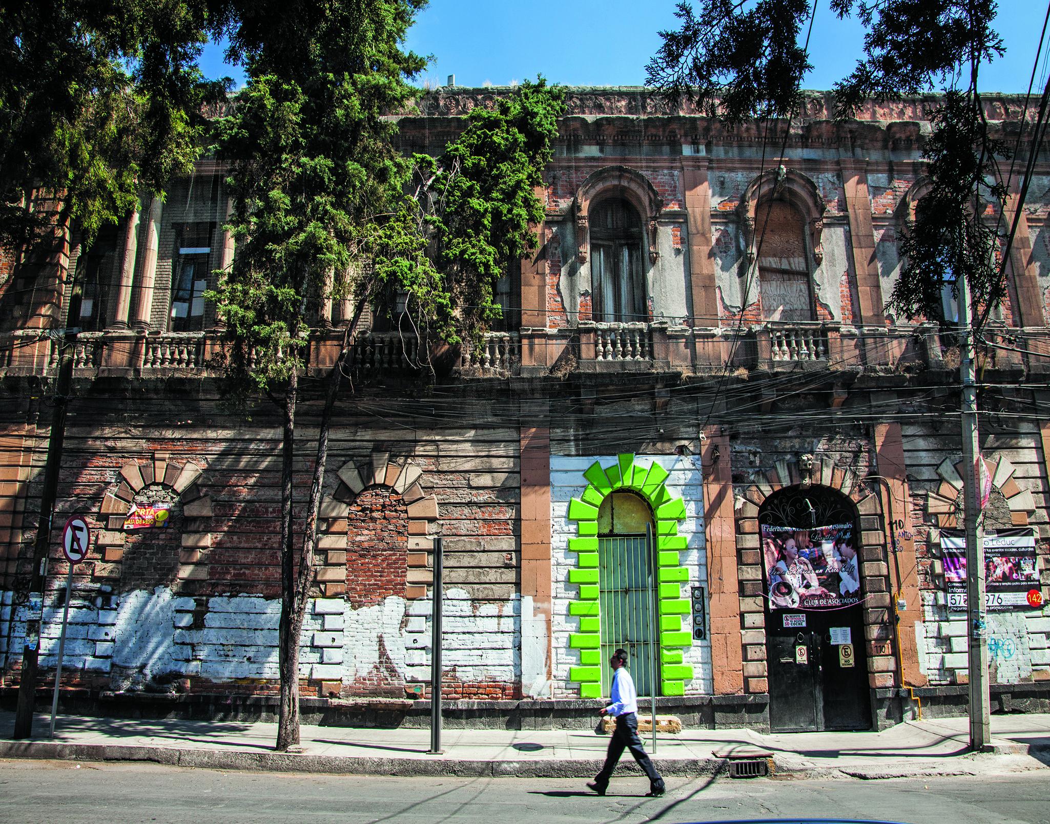 Ex Embajada de la Unión Soviética