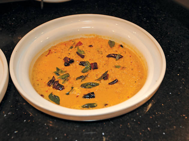 Dhal curry (parrippu)