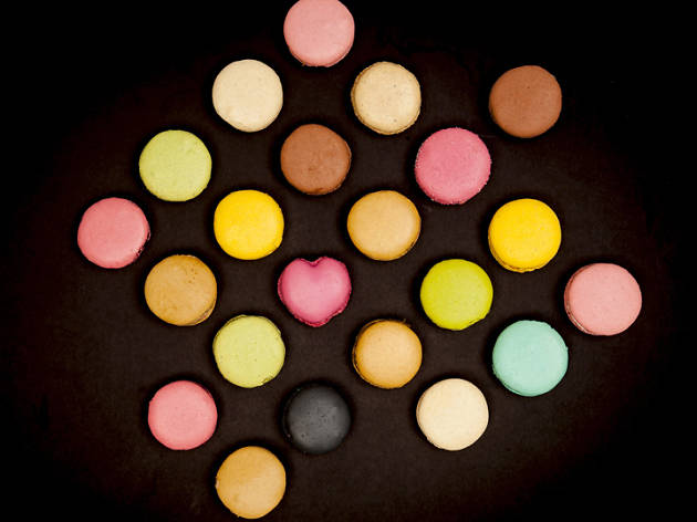 Return of the mac: it's your favourite macarons in London
