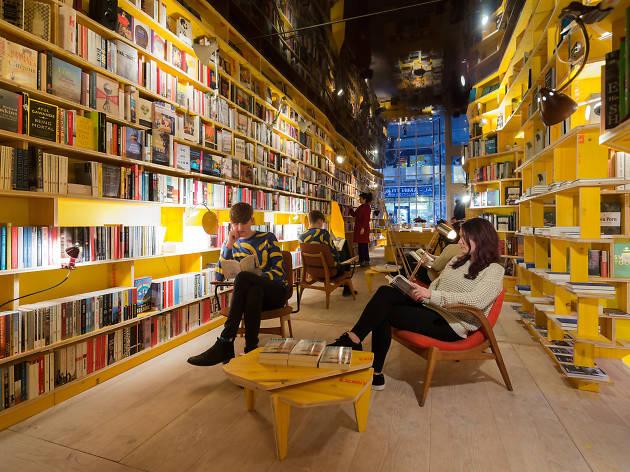 Liberia bookshop
