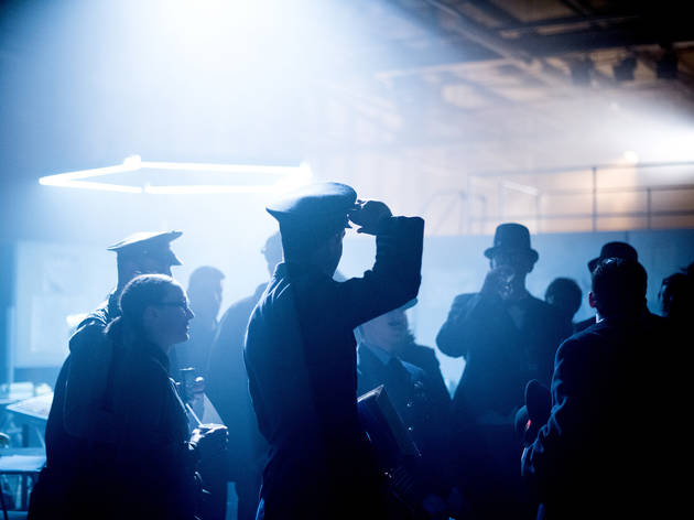Five tips to get the most out of the new Secret Cinema