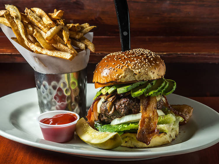 Check out the best burgers in NYC