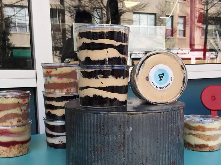Cup/Cake at Fluff Bake Bar, Houston