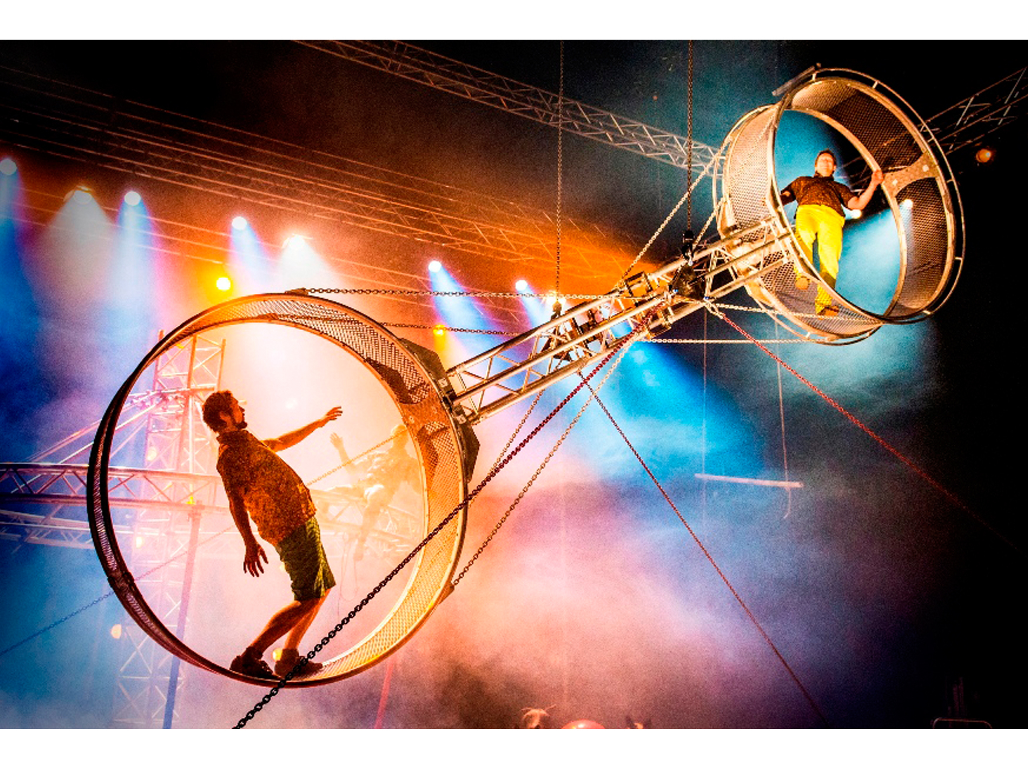 Three weeks of CircusFest 2016
