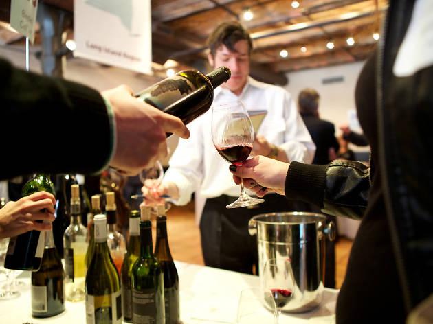NY Drinks NY Grand Tasting
