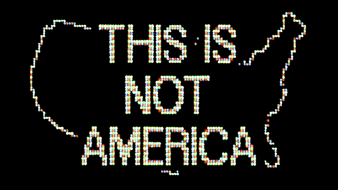 This Is Not America, Alfredo Jaar