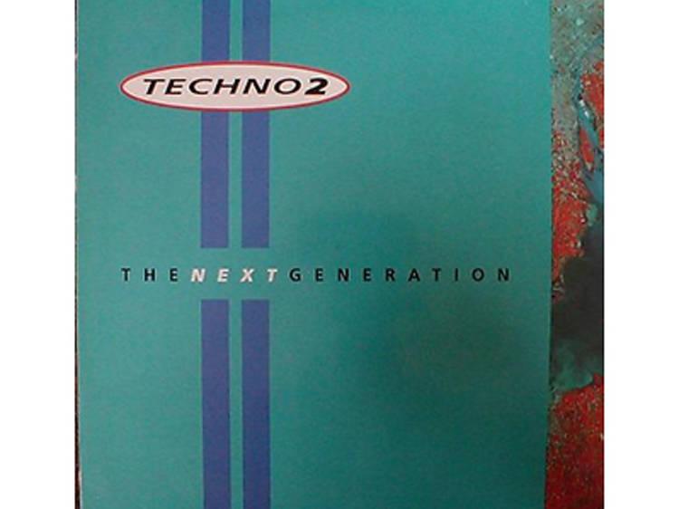 "Infiniti, ""Techno Por Favor"" (1990)"