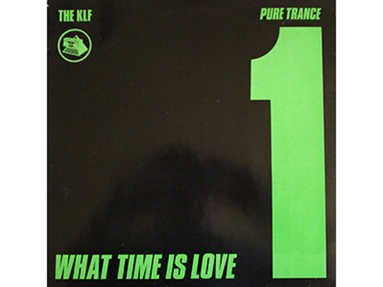 """The KLF, """"What Time Is Love?"""" (1988)"""