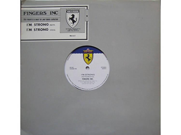 "Fingers Inc., ""I'm Strong"" (1990)"