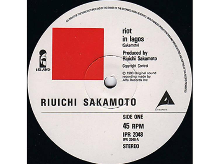 Riuichi Sakamoto, Riot In Lagos (1980)