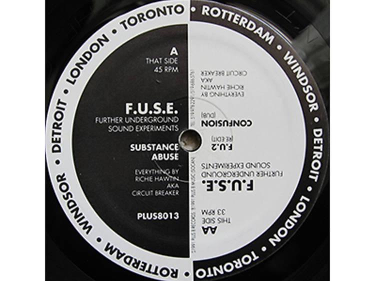 F.U.S.E., Substance Abuse / F.U.2 (1991)