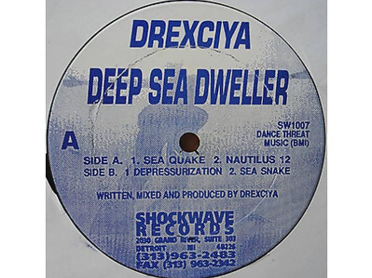 Drexciya, Deep Sea Dweller (1992)