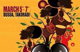 Asa Baako, Music festival, Takoradi, Ghana