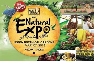 Natural Expo, Accra, Ghana