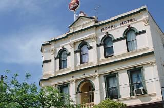 Exterior at Royal Hotel