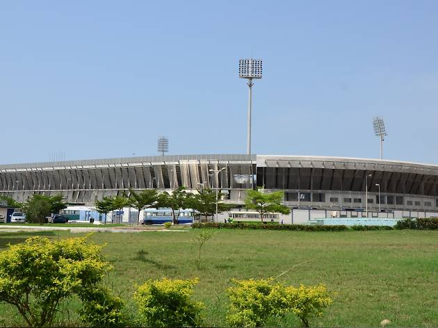 Accra Sports Stadium, Accra, Ghana