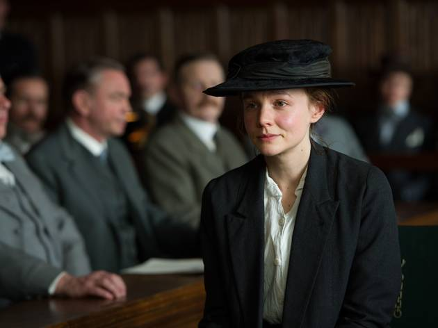 'Suffragette' screening