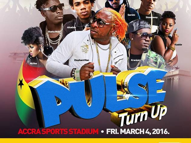Ghana at 59 Concert