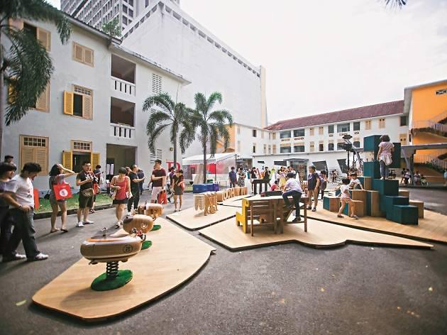 Singaplural Singapore Design Week