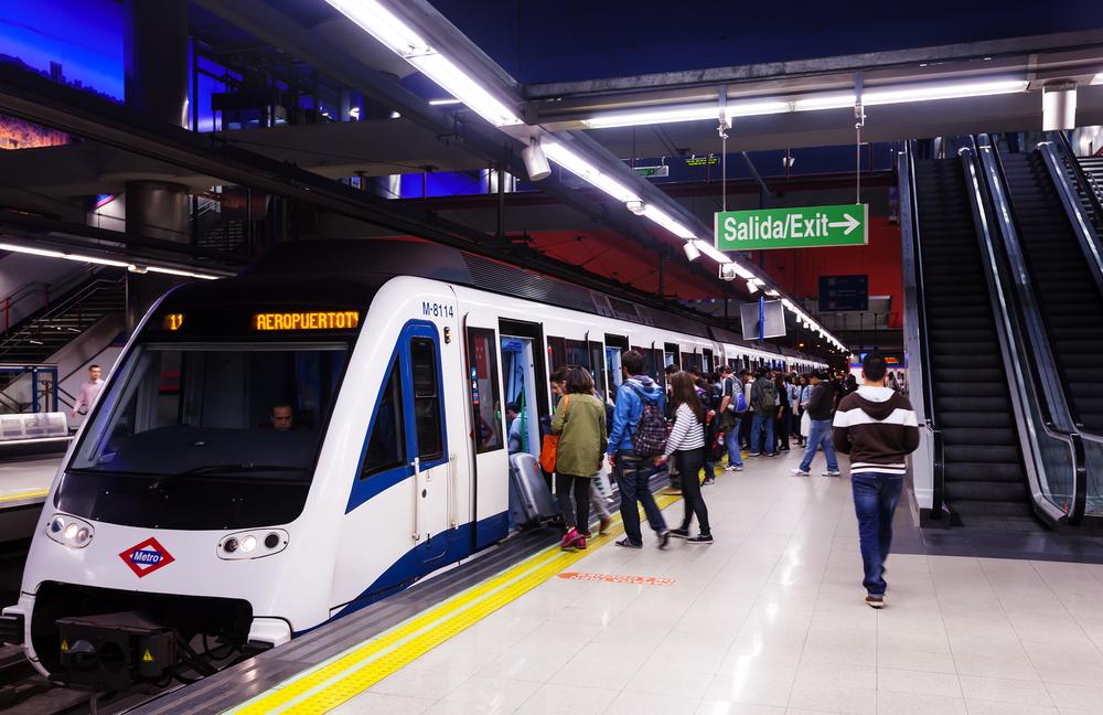 Viaje a las entrañas del metro de Madrid