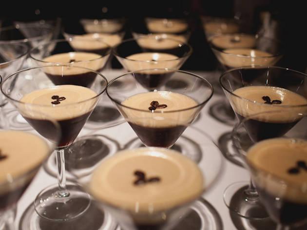 Raise an espresso martini to cocktail legend Dick Bradsell