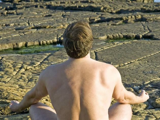 Yoga al desnudo
