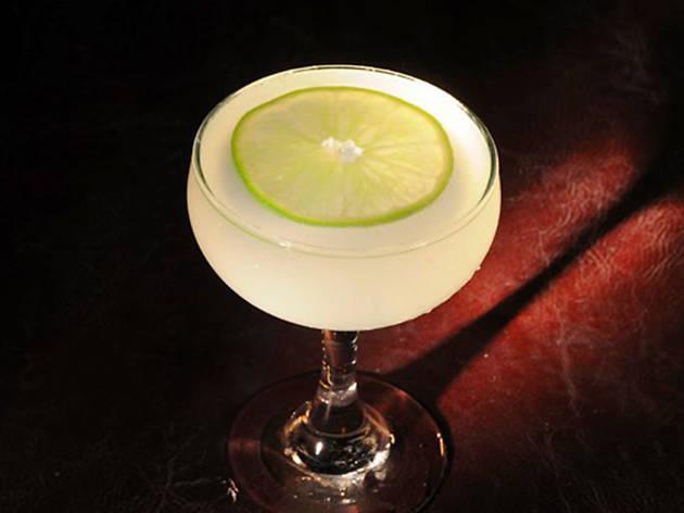 Classic Daiquiri at Caña Rum Bar