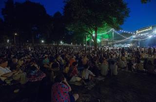 Celebrate Brooklyn! Festival!: Hubble Cantata + Tigue