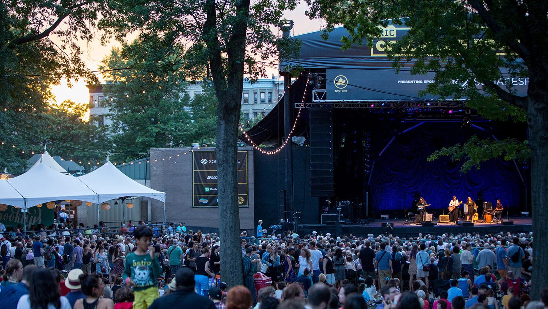 BRIC Celebrate Brooklyn! Festival announces its season opener