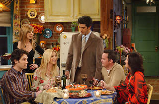 A musical based on TV's Friends will play Off Broadway this fall