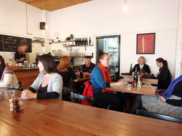 Interior at Cafe Ora