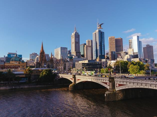 Melbourne CBD area guide