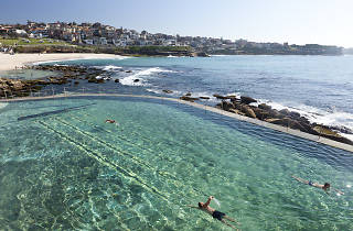 Bronte Baths at Bronte Beach