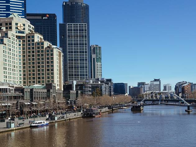 Southbank skyline