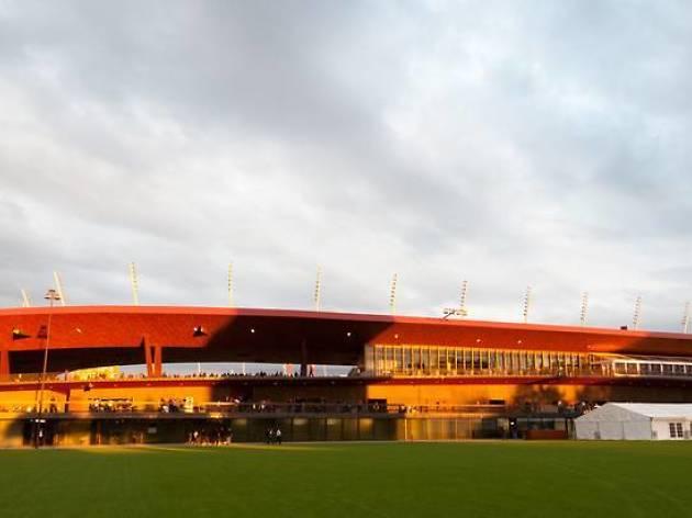 Letzigrund Stadion Zurich